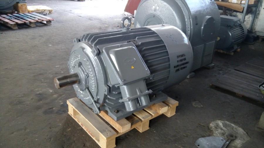 Электродвигатель 4А315М4 200кВт 1500 об/мин