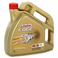Моторное масло Castrol EDGE TITANIUM 0W-30 A3/B4 4л