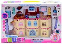 Кукольный замок с фигурками 2088