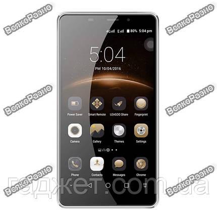 Мобильный телефон Leagoo M8  Gray , фото 2