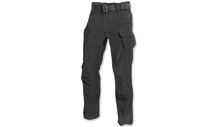 Штаны Helikon-Tex Outdoor Tactical Pants OTP Nylon Black SP-OTP-NL-01