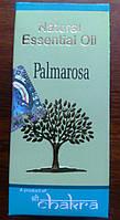 Эфирное масло Пальмарозы, Essential Oil Palmorosa, 10мл