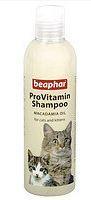 Шампунь д/кошек и котят провитамин (macadamia), 250мл