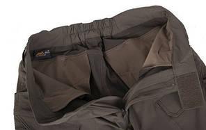 Штаны Helikon-Tex Outdoor Tactical Pants OTP Nylon Black SP-OTP-NL-01, фото 3