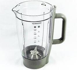 Чаша блендерная AT282 кухонного комбайна Kenwood KM241 KW714202