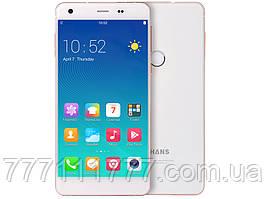 "Смартфон Uhans S1 white белый (2SIM) 5"" 3/32GB 5/13Мп 3G 4G оригинал Гарантия!"