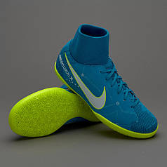 Детские Футзалки Nike MercurialX Victory VI DF NJR IC Junior 921491-400 (Оригинал)