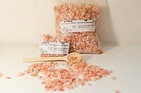 Соль розовая гималайская кристал