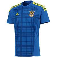 Футбольная форма Ukraine / Украина, Away / Выездная