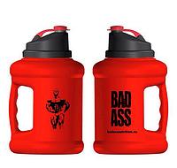 Бутылка для воды Bad Ass - Gallon Hydrator (2200 мл) красная
