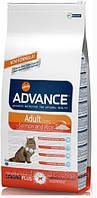 Корм ADVANCE (Эдванс) Cat Salmon Sensitive для котов с чувствительным пищеварением, 0,4 кг