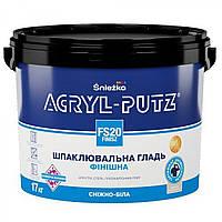 Шпаклевка ACRYL-PUTZ фасадная 20 кг