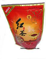 Китайский красный чай Юньнань, большая пачка 150 грамм  черный чай