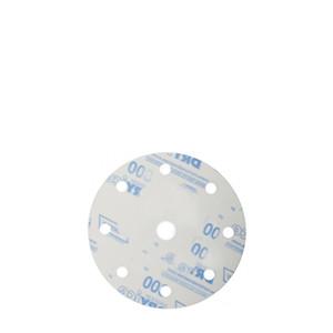 Микротонкий абразивный круг Dry Ice Q260, 7 отв. P1200