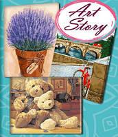 Волшебные раскраски по номерам ArtStory скоро в продаже!
