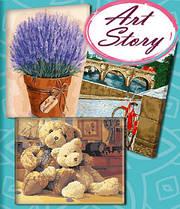 Волшебные раскраски по номерам ArtStory уже в продаже!