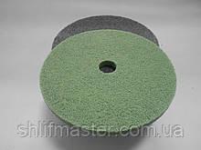 Полировальный круг на пенистой основе 150х20х20 Р240 зеленый