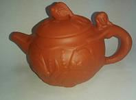 Глиняный чайник, 120 мл.