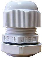 Гермоввод PG-21 белый Польша