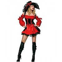 Карнавальный костюм пиратки Гроза морей