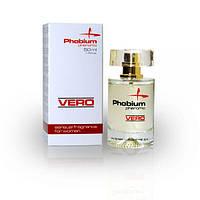 Духи с феромонами женские Phobium Pheromo VERO, 50 ml