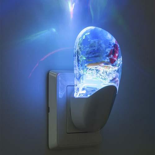 """Нічний міні-світильник """"Океан"""" 0.72W RGB (FN-1020)"""