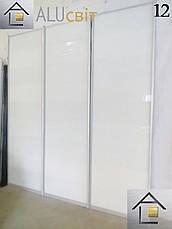 Двери купе раздвижные (межкомнатные перегородки, гардеробные), фото 3