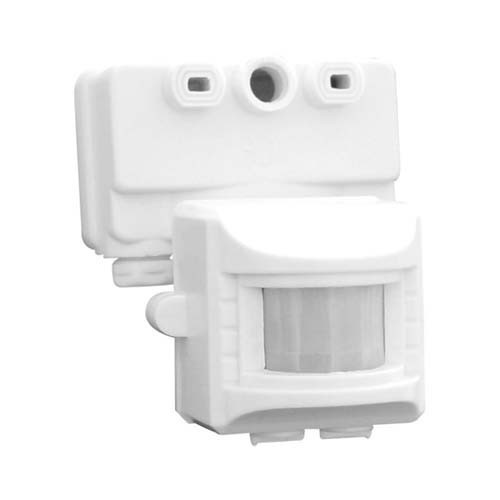 Датчик руху Feron LX02 / SEN15 білий