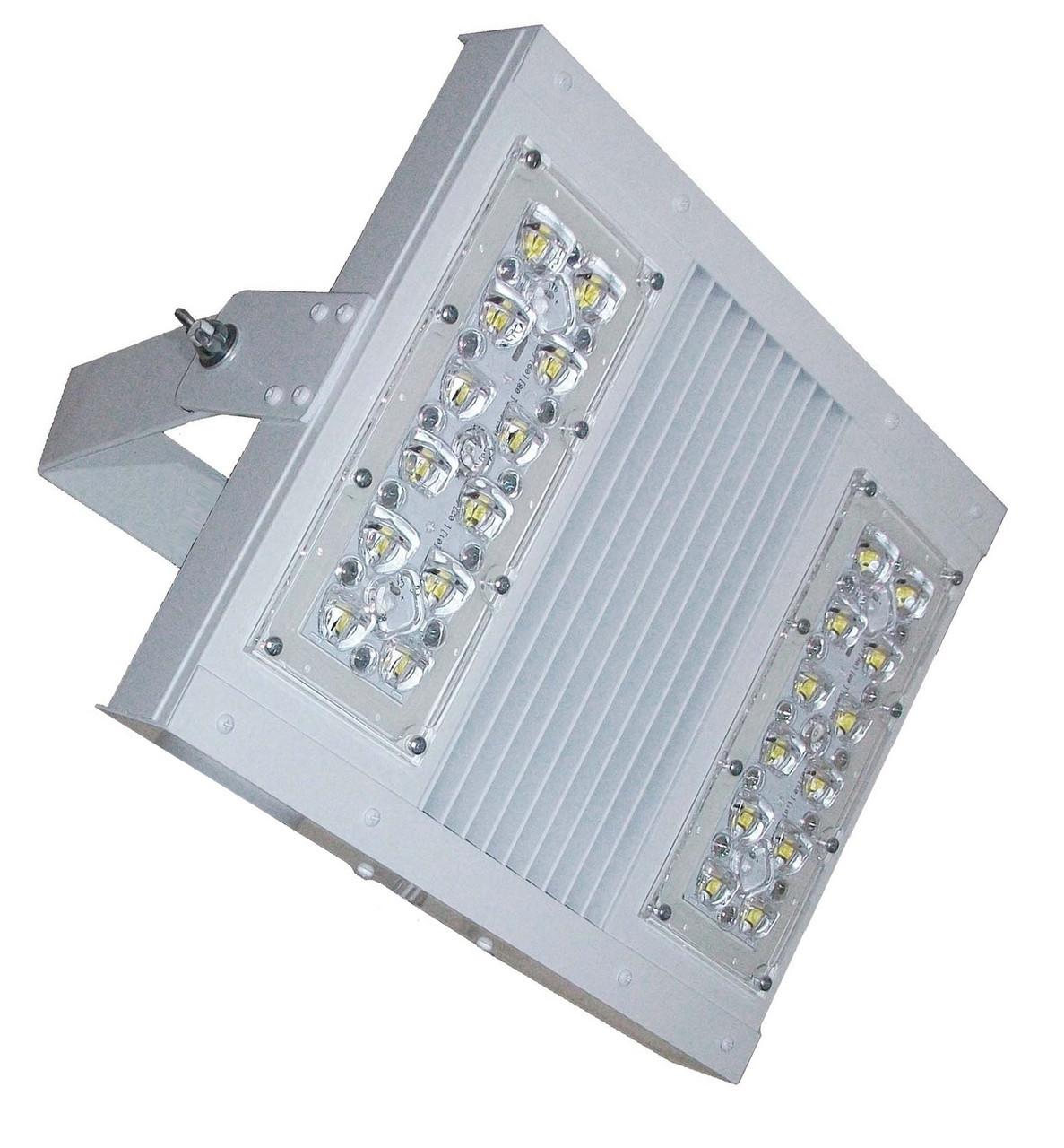 Промисловий світлодіодний прожектор 80Вт 4250-5330К PROM80