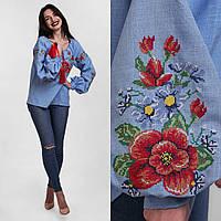 Жіночі сорочки вишиванки оптом в Украине. Сравнить цены 19a8cb7a899e7
