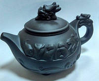 Глиняный чайник, 200-360 мл.