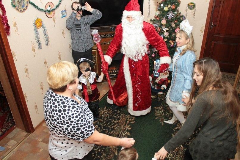 Дед Мороз на дом, в школу, в детский сад Сумы