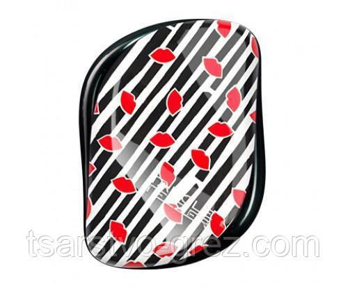 Расческа для волос Тангл Тизер (Tangle Teezer Compact Styler Поцелуй)