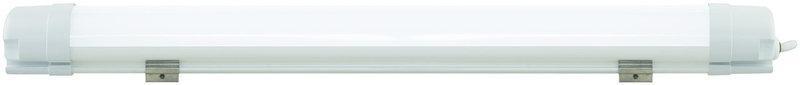 Світлодіодний пиловологозахищений LED світильник IP65 18W 600 мм 6400K (NEHIR-18)