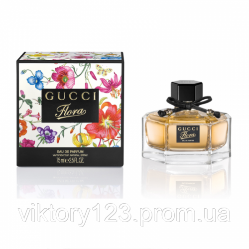 Женская парфюмированная вода Gucci Flora by Gucci Eau de Parfum 75ml ( NEW  ) - Интернет 1a1b87a3ad9a5