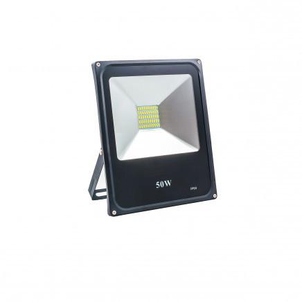 Прожектор Євросвіт 50W 2750Lm 6400K IP65 EVRO LIGHT ES-50-01 SMD