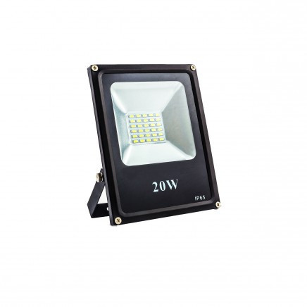 Прожектор Євросвіт EVRO LIGHT ES-20-01 20W 1100Lm 6400K IP65 SMD