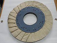 Круг полировальный тканевый х/б белый 400х20х127
