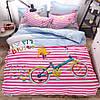 Комплект постельного белья Bike (полуторный)