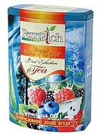 """Черный чай """"Благословенные лесные ягоды"""", FemRich, 200г"""