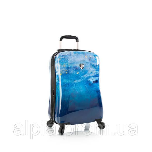 Чемодан Heys Blue Agate (S) Blue Stone