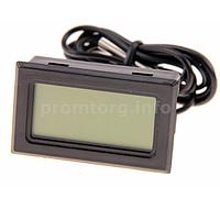 Цифровой термометр с датчиком на улицу