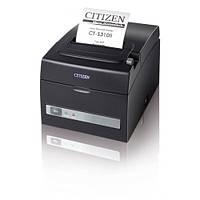 POS-принтер Citizen CT-S310II Serial+USB черный