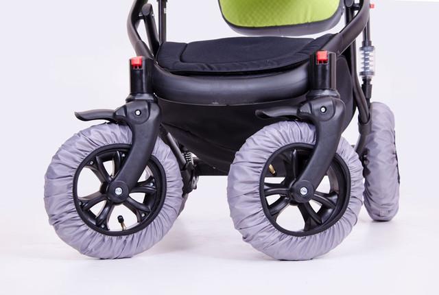Чехол - защита на колеса фото