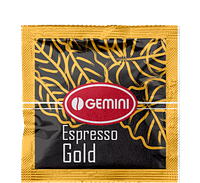 Кофе в чалдах Gemini Espresso Gold