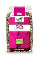 Органические отруби (высевки) гречневые, Bio Planet, 250 гр