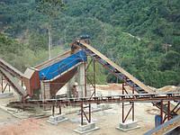 Комплекс для производства песка