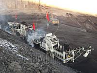 Технологический процесс по обработке строительных отходов