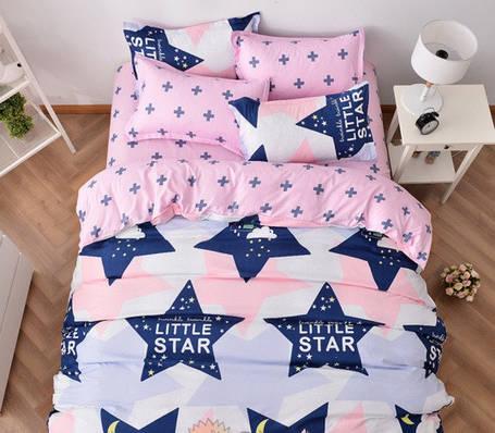 Комплект постельного белья Little Star (полуторный)  , фото 2