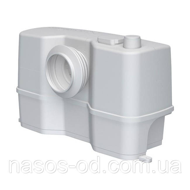 Канализационная станция Sololift2 WC-3 Grundfos для санузлов 0.6кВт Hmax9м Qmax140л/мин (кабель 1.2)